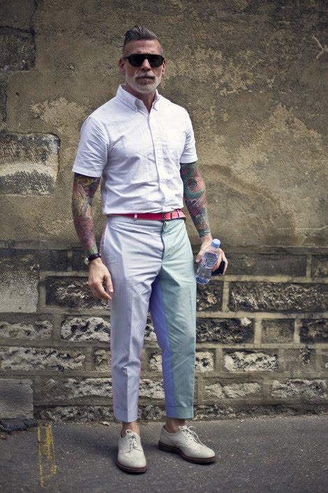 nick wooster tattoos   bowties - 93.8KB