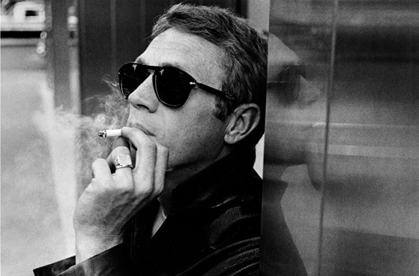 You might be cool. But you will never be Steve McQueen cool.