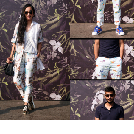 Lakme Fashion Week Street Style Spring Summer