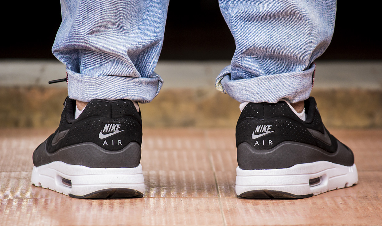 95394f6ce1 Nike Air Max 1 Ultra Moire – On Feet Review (Light as