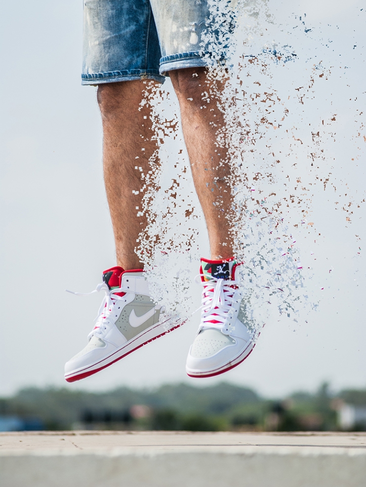 How To Get The Perfect Sneaker Shots For Your Instagram