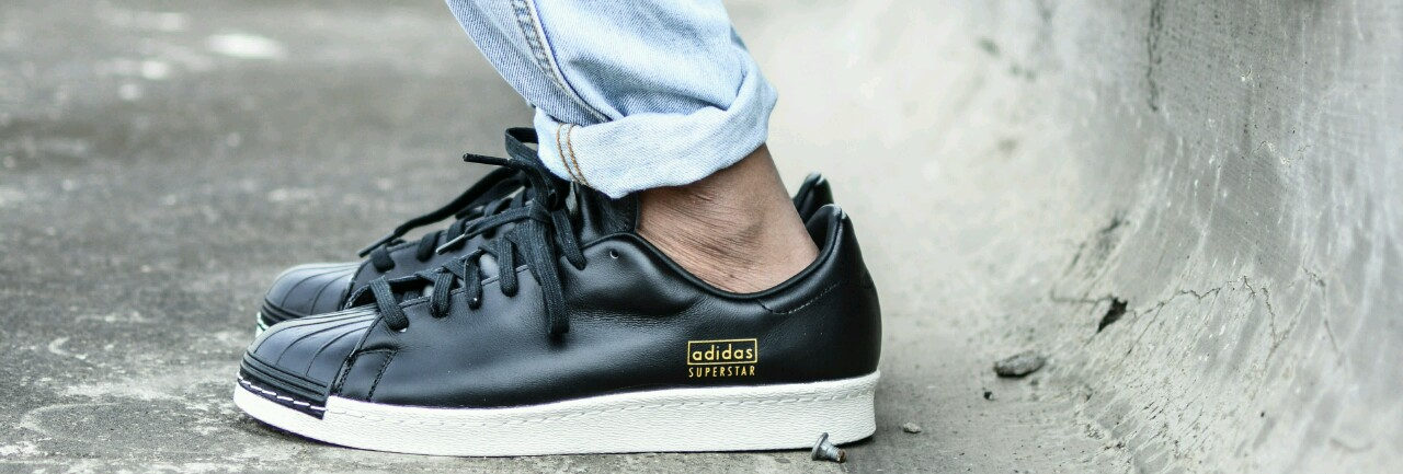 The Iconic Adidas Superstar - 80s Clean Version (You haven't