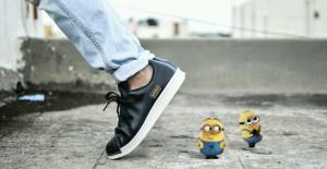 Adidas Superstar Minions