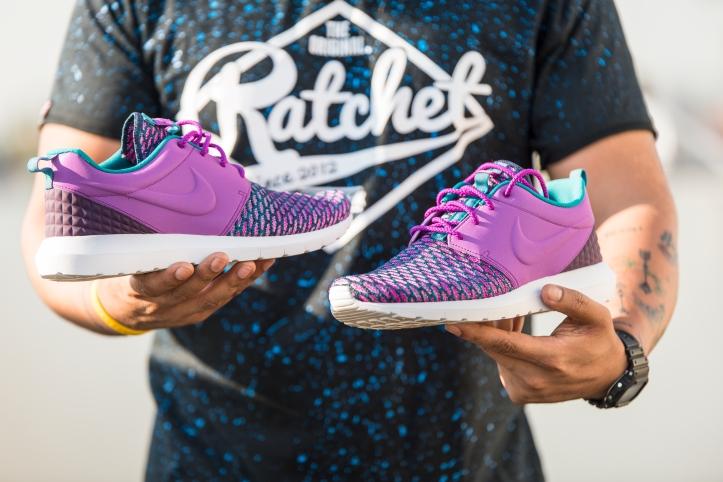 Ratchet, Nike Roshe Flyknit