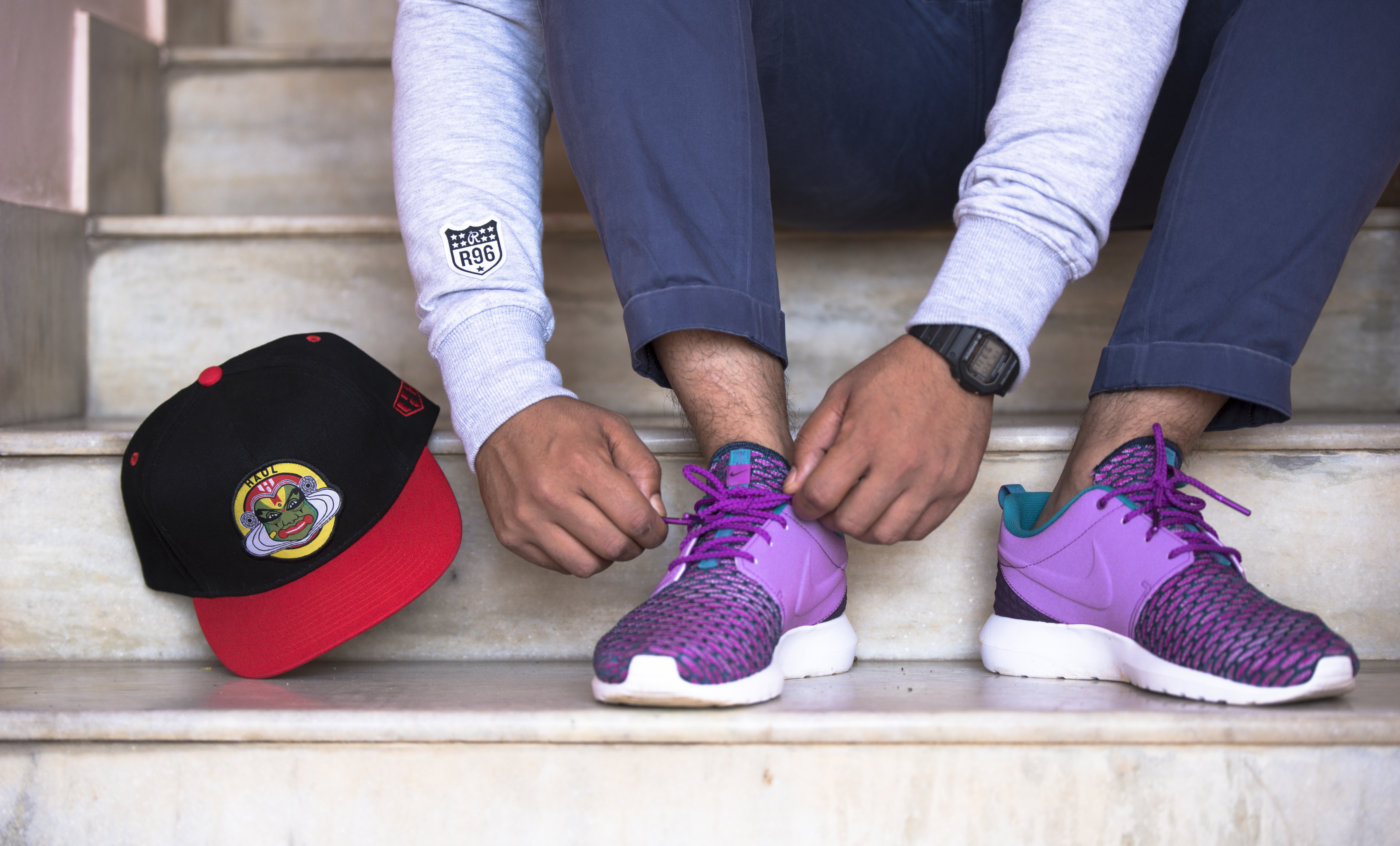 huge selection of e4b70 c1019 Haul Apparel and Nike Roshe Flyknit