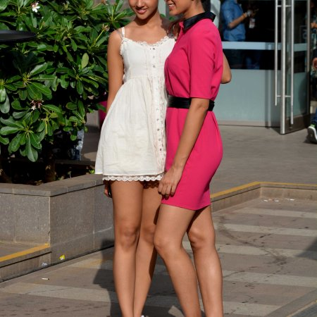 Street Style at the Lakme Fashion Week