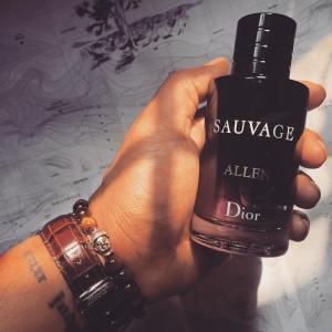 Dior Sauvage Bottle