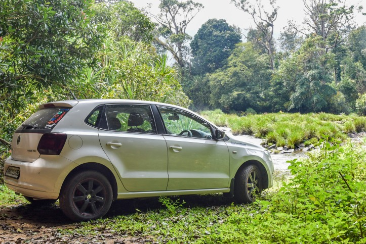 Road Trip in a VW Polo