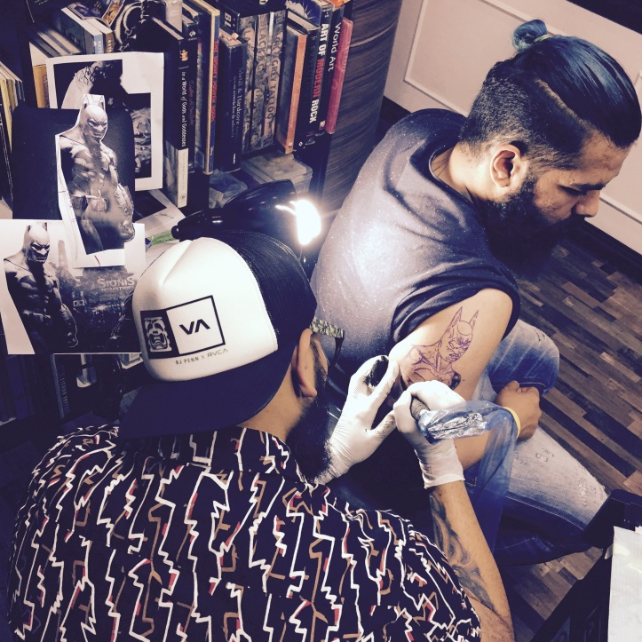 Kraayonz Tattoo Sameer Patange