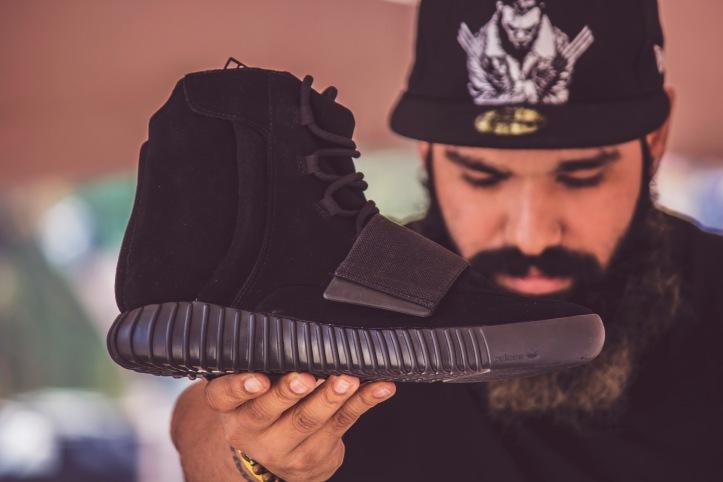 Yeezy Boost 750 All Black