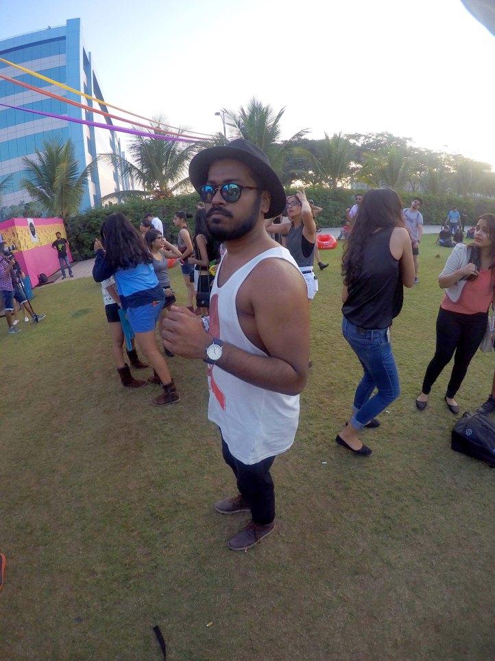 Music Festival Style Fashion GoPro