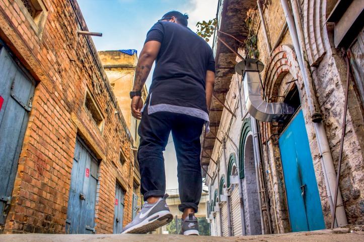 Nike Air Max Tavas Street Style