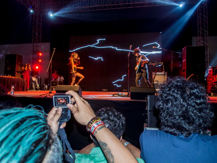 Music Festival Fashion Style GoPro