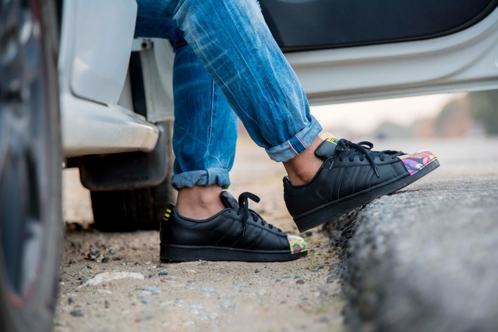 Adidas Superstar Pharrell Williams Supershell