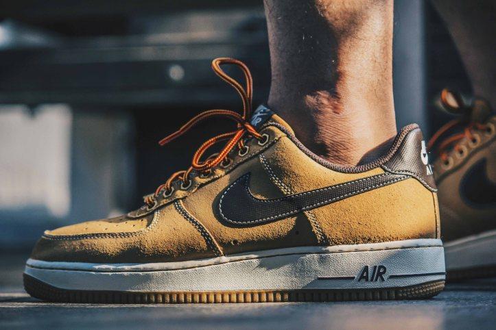 Nike Air Force 1 Wheat Workboot