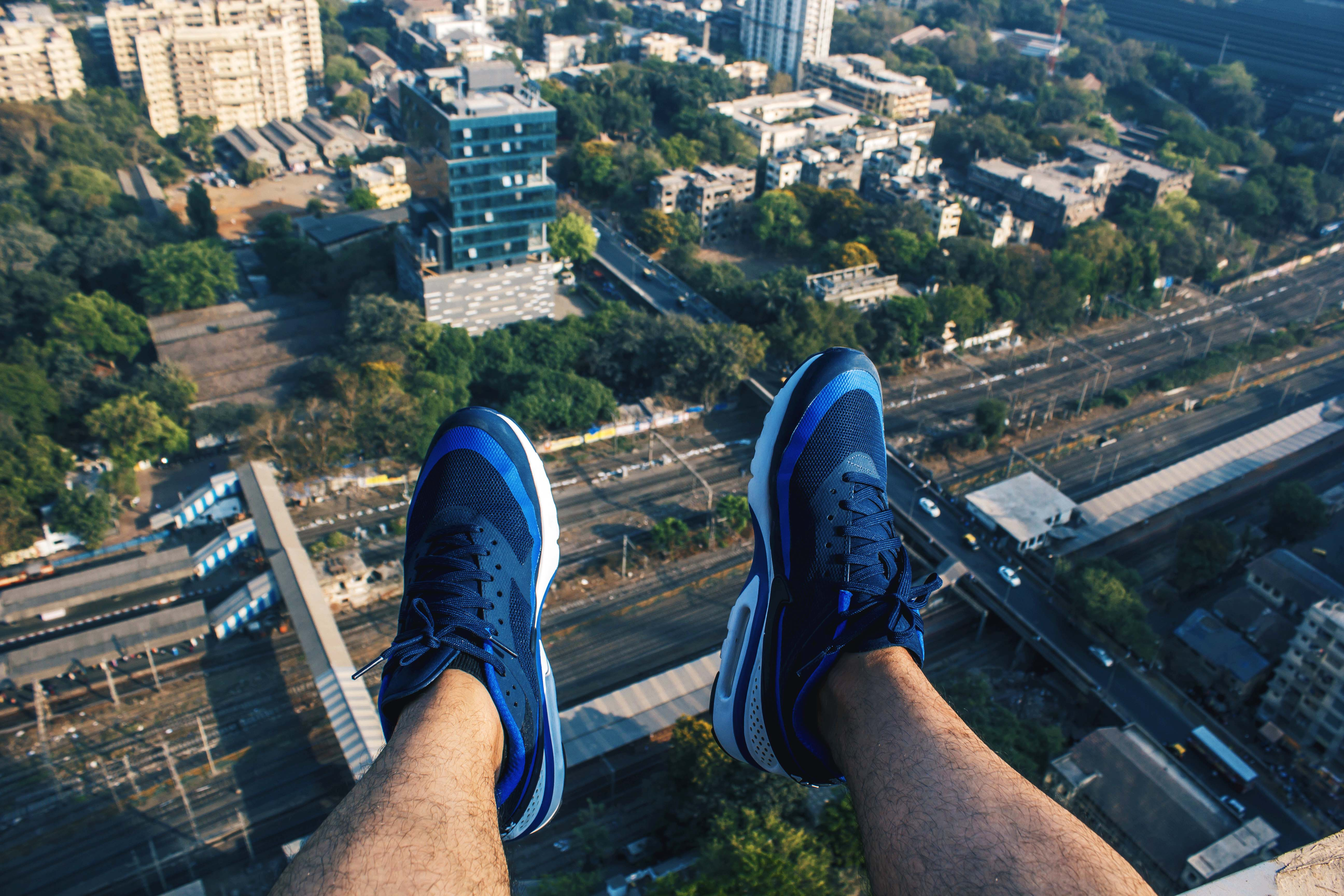 Nike Air Max BW Ultra - The Big Window to the city I live in
