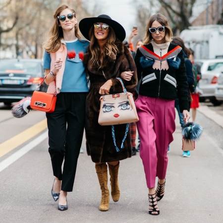 Why should bloggers attend fashion week