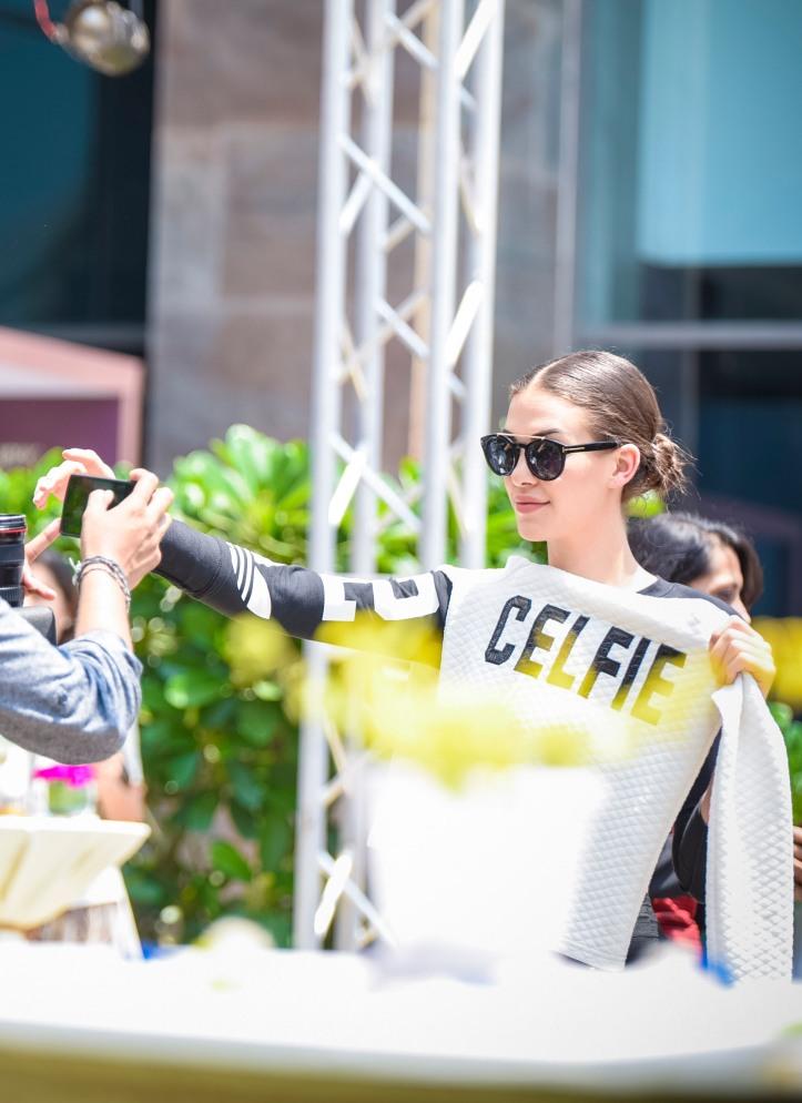 Lakme Fashion Week Street Style Spotting