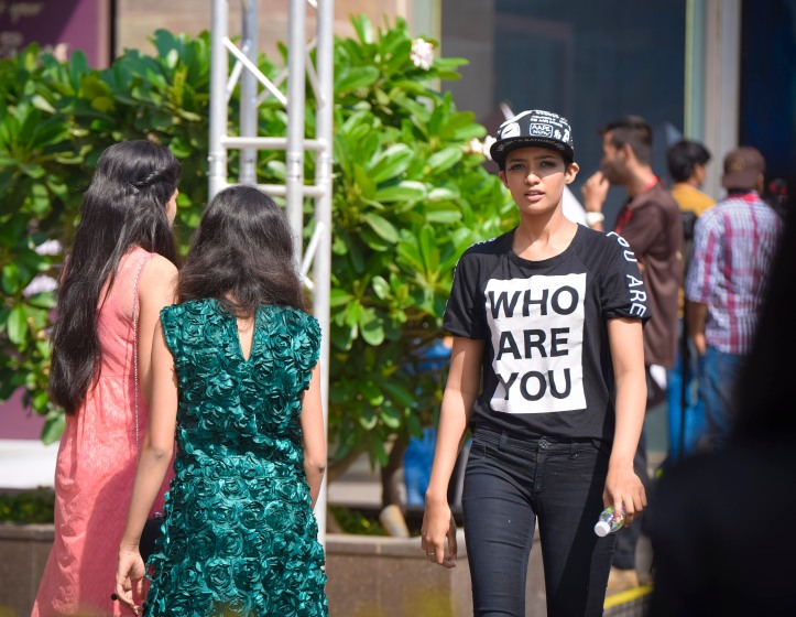 Lakme Fashion Week Street Style Spotting