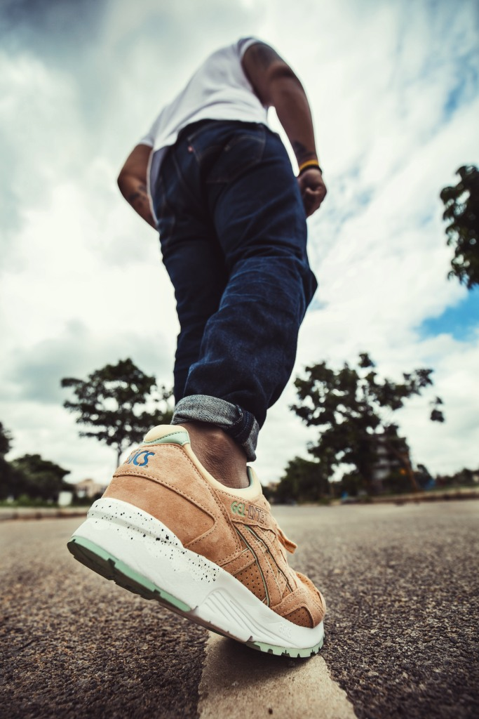 Asics Tiger Gel Lyte V Sunburst