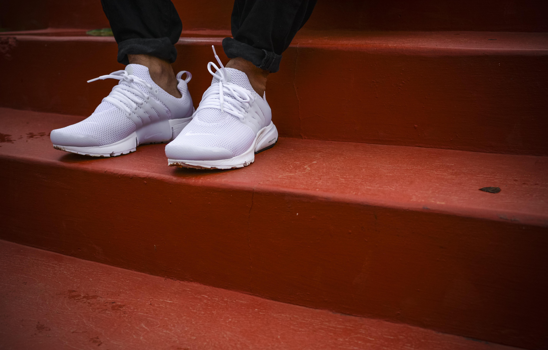 Nike Air Presto 6 Brown Orange White