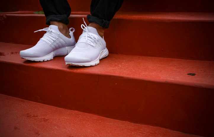 Nike Air Presto Triple White