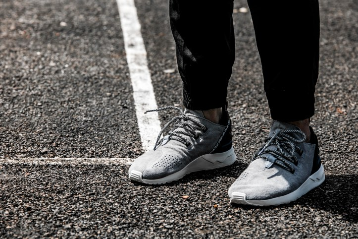 adidas Originals ZX Flux ADV X Yeezy Boost 350 Look alike