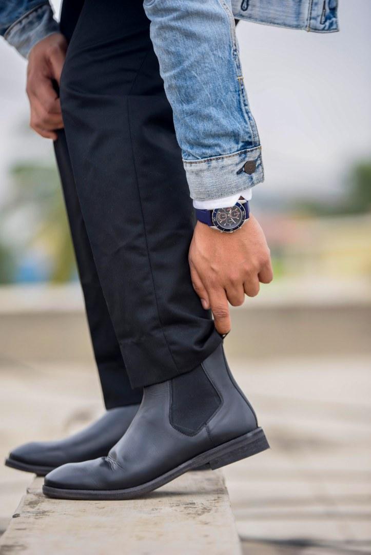 Michael Kors Chelsea Boots
