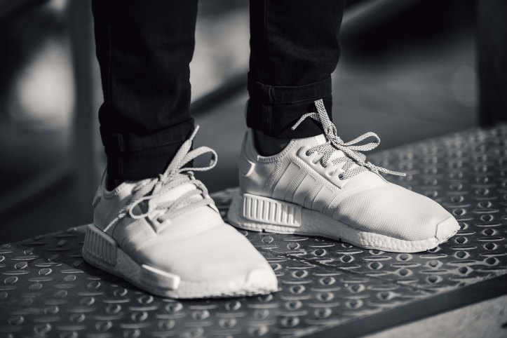 adidas Originals NMD Triple White