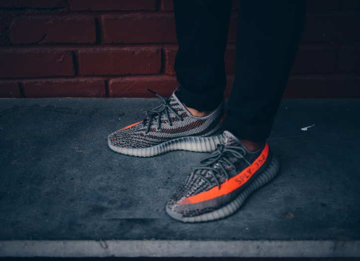 adidas Yeezy 350 Boost V2 Turtle Dove on feet Review From