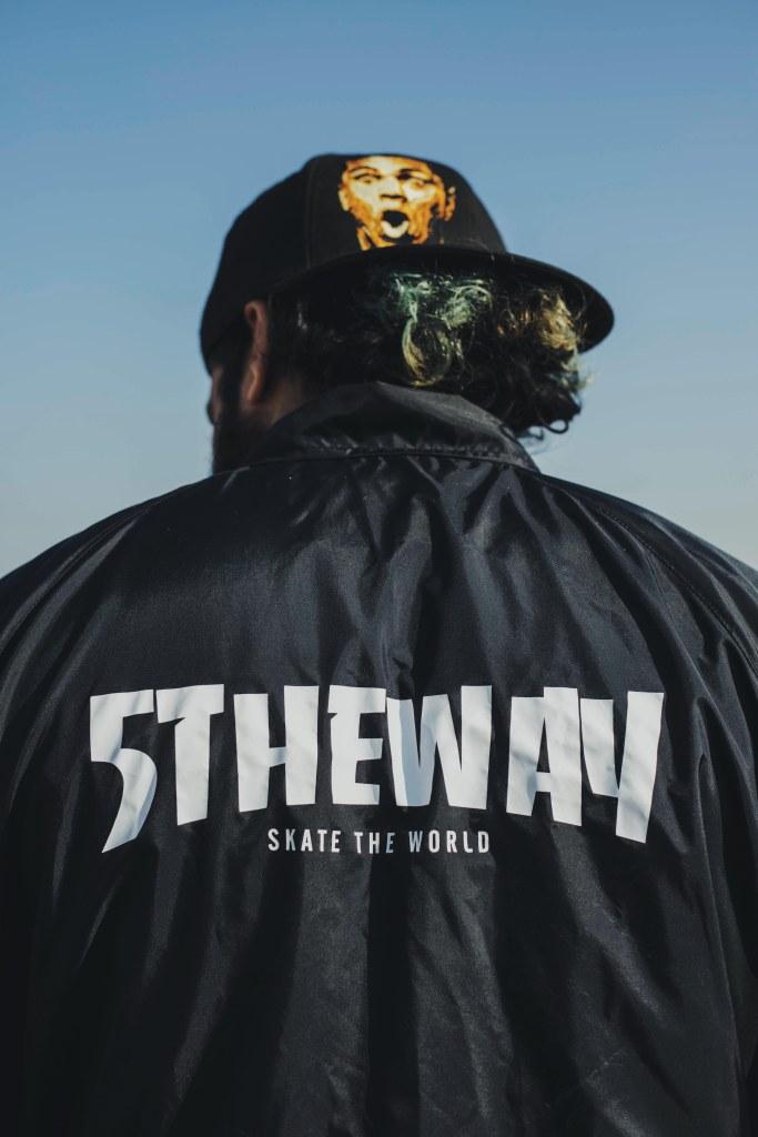 5THEWAY Vietnam Coach Jacket