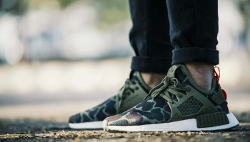 de305016090db adidas Originals NMD XR1 Duck Camo - The Closest to the BAPE NMD you can get