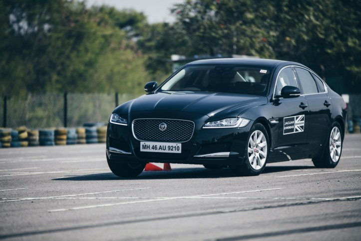 Jaguar The Art of Performance Tour India