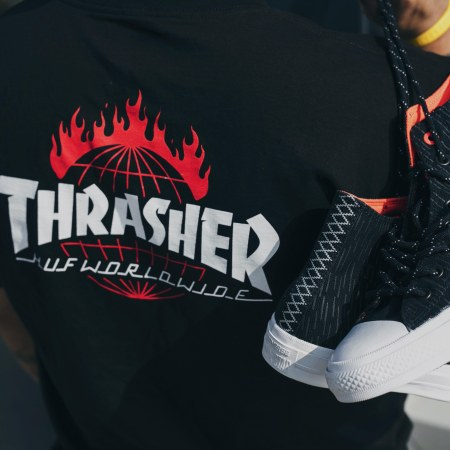 Thrasher X HUF Collaboration