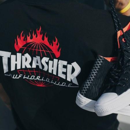 Thrasher X HUF Collaboration