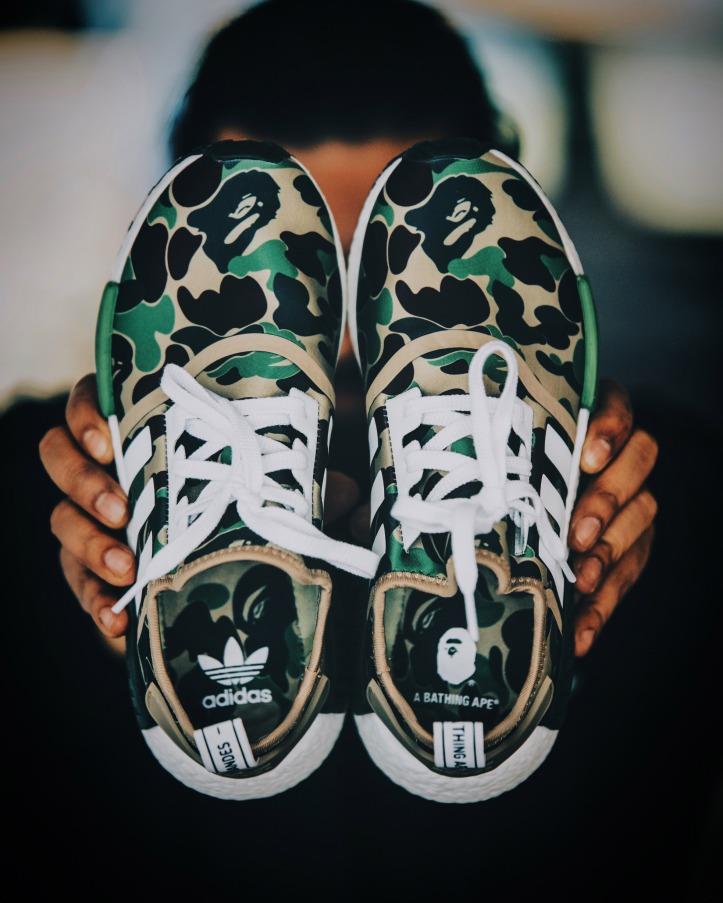 adidas Originals BAPE NMD