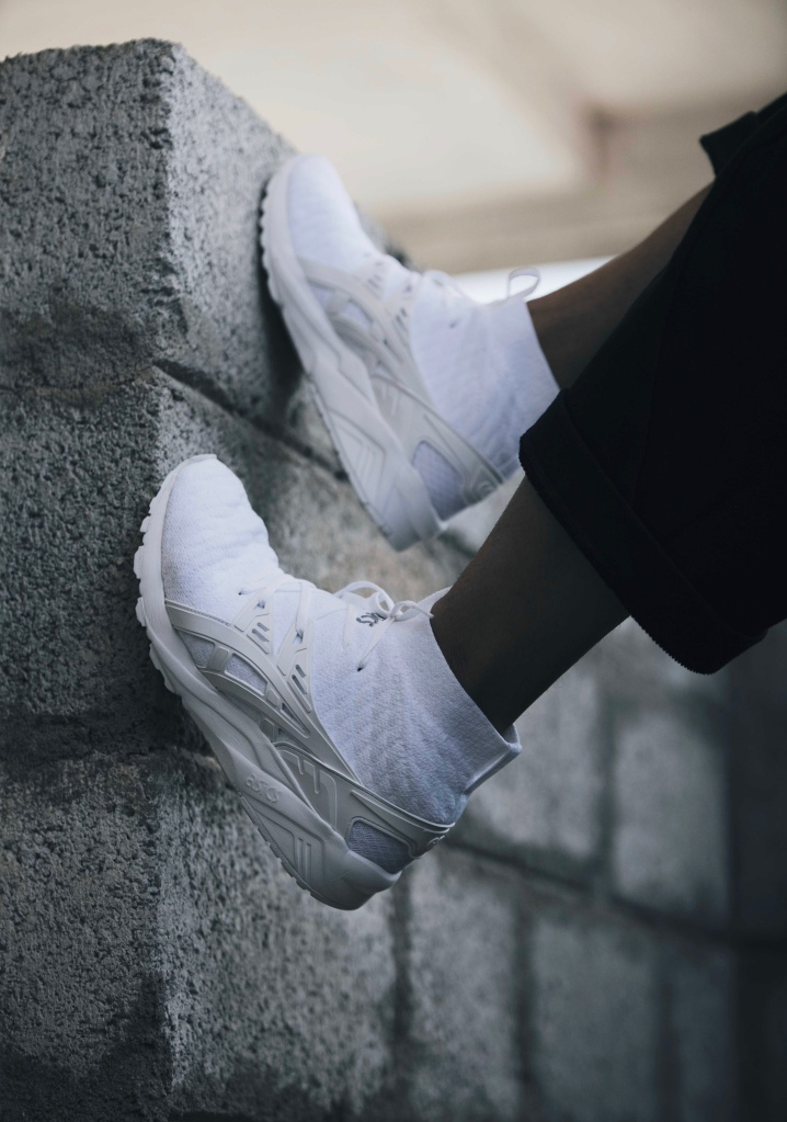ASICS Tiger GEL-Kayano Trainer Knit Tiger