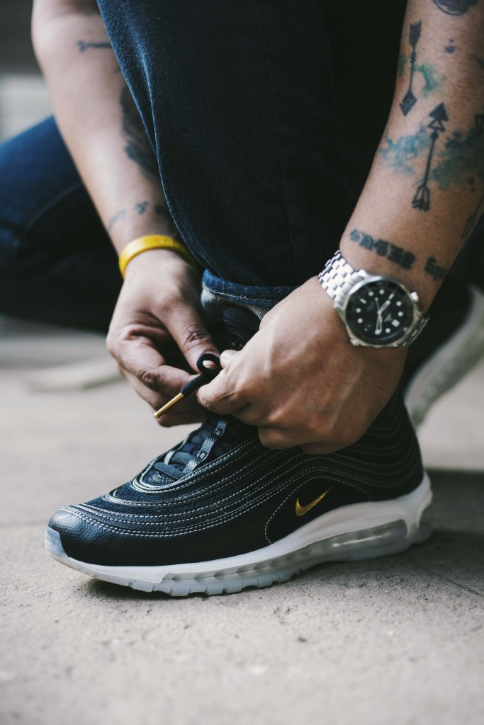 The person leading sneaker culture in India