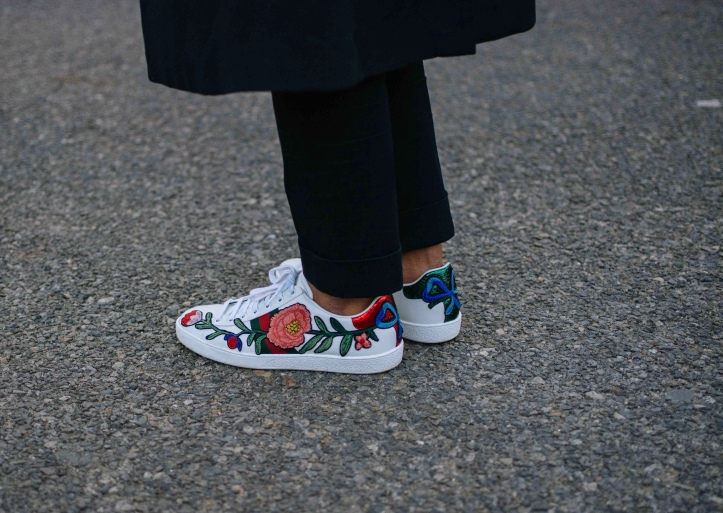Sneakers and Street Wear Indian Fashion