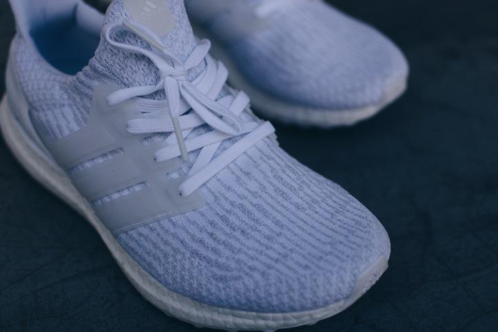 adidas UltraBoost Triple White 3.0