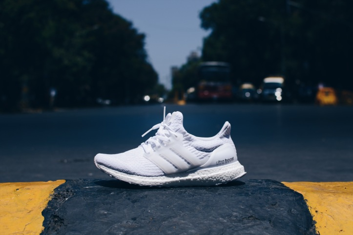 adidas UltraBoost Triple White 3.0