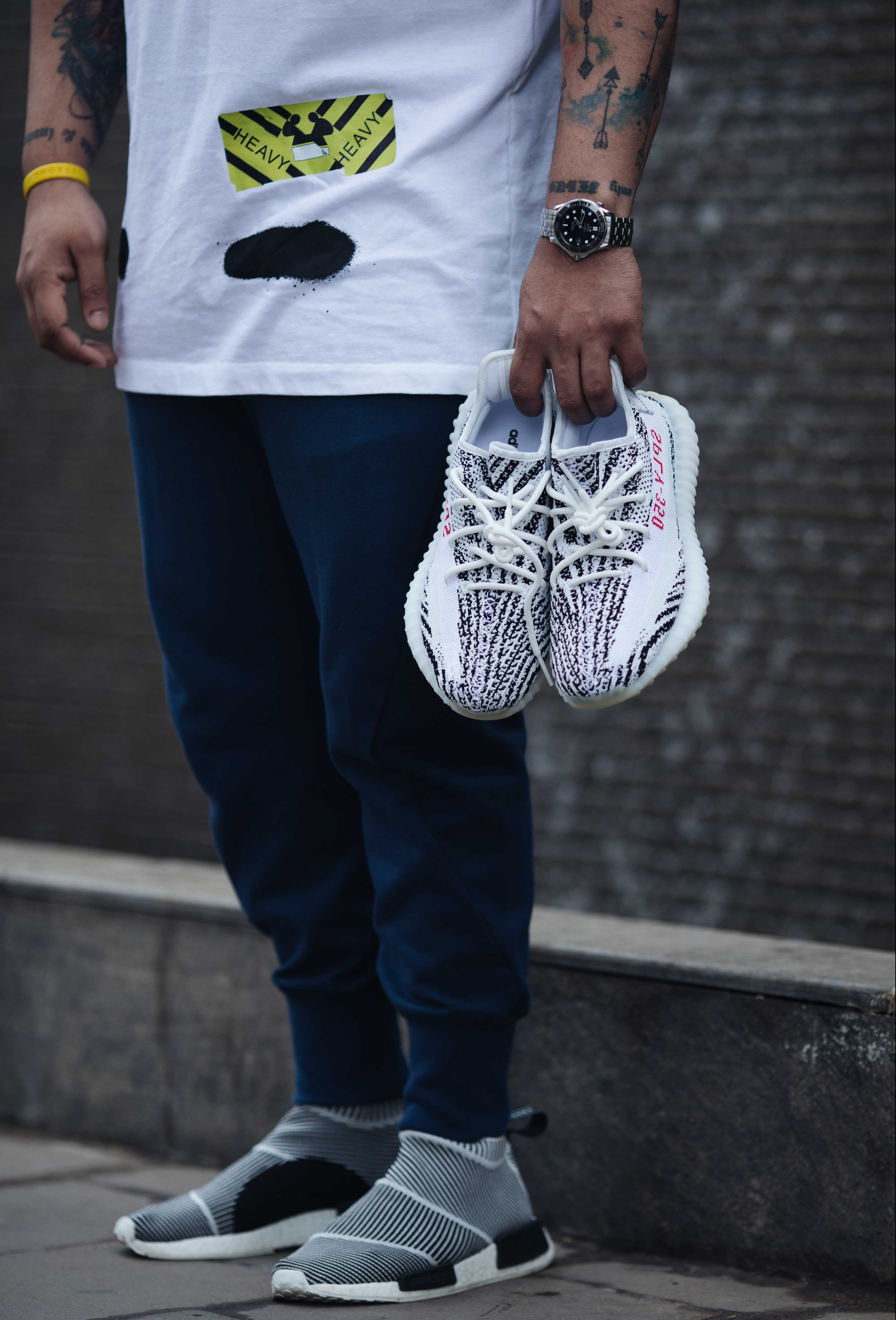 yeezy boost fit
