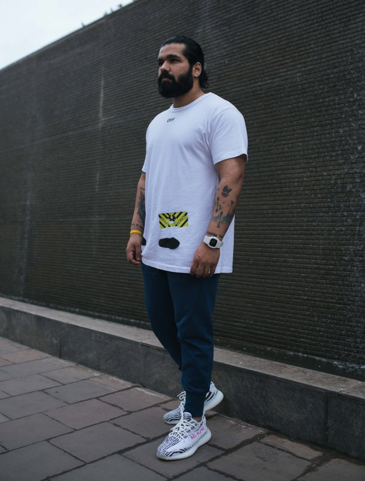 7efa00f86db75 Streetwear Fit Of The Day   OFF-WHITE Tee