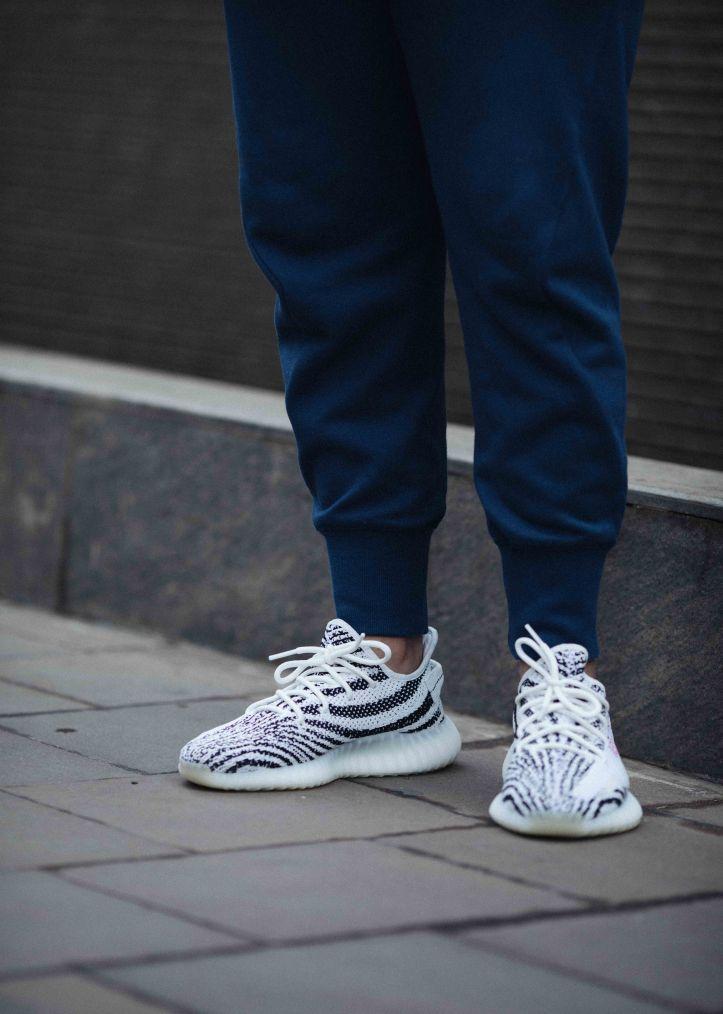 Yeezy Boost 350 V2 Zebra India