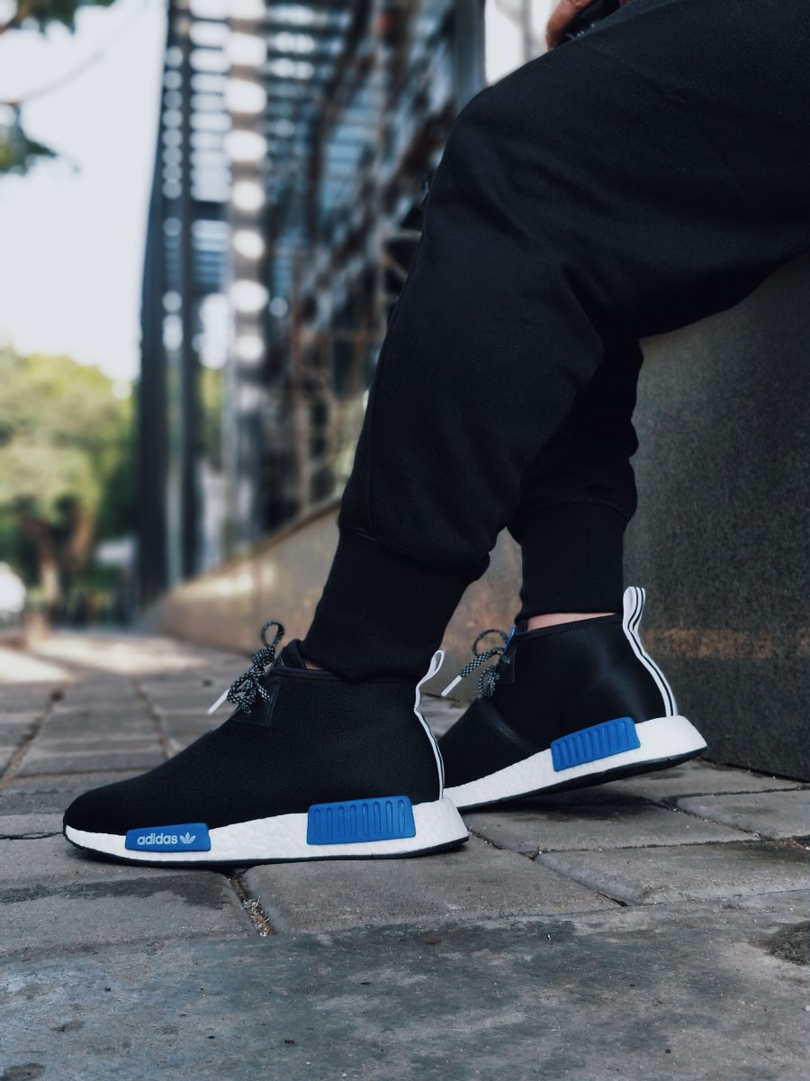 5f78c7462 Streetwear Fit Of The Day – adidas Originals X Porter Japan NMD C1 ...