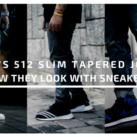 Levi's 512 Jeans for Sneakerheads