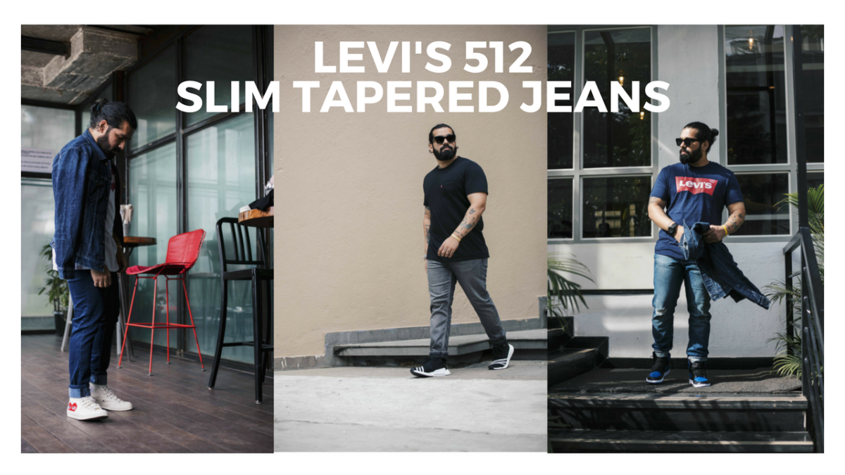 99698639dbf500 512 Slim Tapered by Levi s – Jeans made for Sneakerheads – bowties and bones