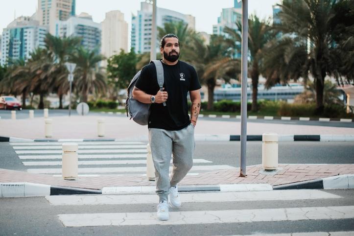 Streetstyle in Dubai