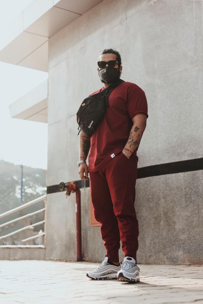 Streetwear Fit Hypebeast