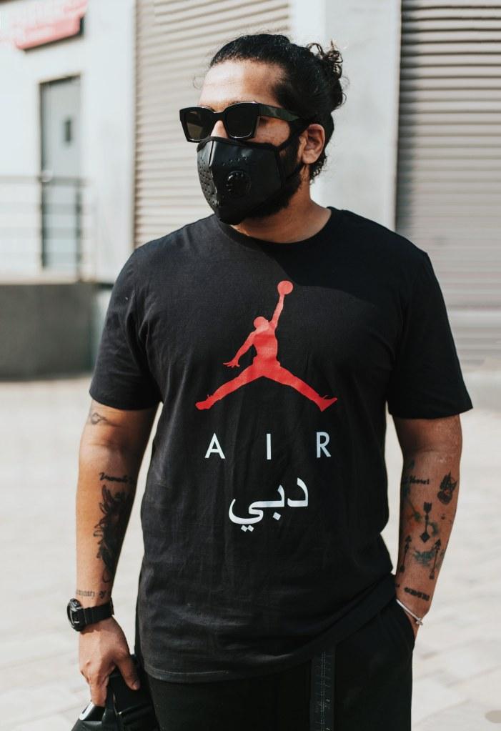 Air Jordan 1 Tee Dubai Special